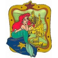 DLRP - Little Mermaid Ariel Castle