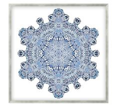 Holiday Sentiment Framed Prints | Pottery Barn  15 x 15 $149