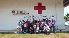 Foto de participantes de EnAmorArte de la Cruz Roja.