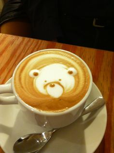 Japanese Barista Art
