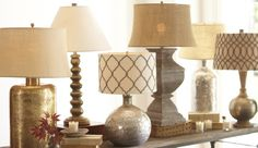 Put your home in its best light. #potterybarn