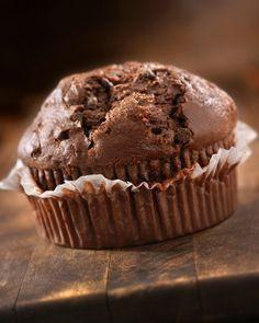MUFFIN DE CHOCOLATE | Ingredientes: 2 claras