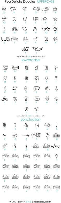 Free Deliah's Doodles Font . Super cute fonts on this page.. tons actually!! -cw