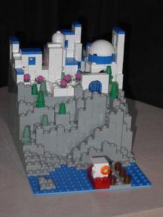 2005 - santorini: A LEGO® creation by deborah higdon-leblond : MOCpages.com