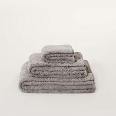 FRETTE - Essentials Bath Sheet Stone