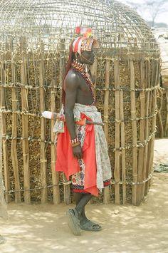 Samburu Kämpfer