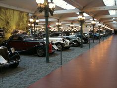 Mulhouse - National Car Museum - Schlumpf Collection