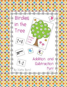 Viewing 1 - 20 of 30131 results for birdies in the tree addition subtraction and number game Elementary Math, Kindergarten Math, Teaching Math, Teaching Ideas, Subtraction Activities, Math Activities, Math Addition, Addition And Subtraction, Math Stations