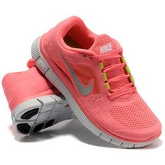 buy popular d9cbf aa463 ... spain nike free run hot punch coral pink neon pink nike free run 3  9bfbb b7bf6