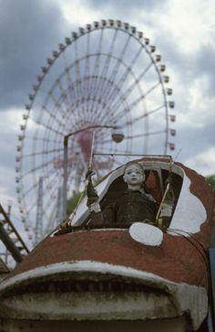 Takakanonuma Greenland Park, Japan  The beauty of the most haunted and mysterious abandoned amusement parks on Earth