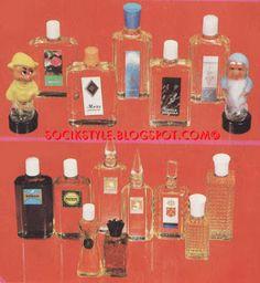 Socíkstyle Retroland: Československá kozmetika