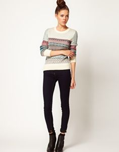A Wear Fairisle Sweater
