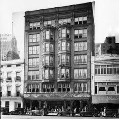 Godchaux's department store in New Orleans - there was one at Lakeside mall in Metairie, too.