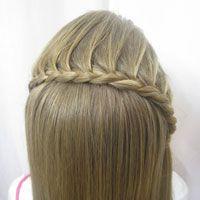 Lace Braid Headband
