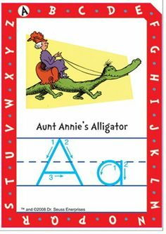 Eureka - Dr Seuss Alphabet Jumbo Flashcards on sale now! Buy all of your school supplies at DK Classroom Outlet and save! Dr Seuss Abc, Dr Suess, Teaching Autistic Children, Dr Seuss Activities, Educational Activities, Read Across America Day, Teacher Supplies, Fun Games For Kids, Thematic Units