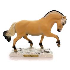 Trail Of Painted Ponies Little Big Horse Figurine Height: 7.5 Inches Material: Polyresin Type: Figurine Brand: Trail Of Painted Ponies Item Number: Trail Of Painted Ponies 4053765 Catalog ID: 27419 Ne