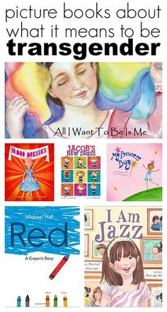 6 Picture Books About Transgender Children | Parents | Scholastic.com