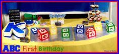 House of Burke: Kingston's ABC 1st Birthday (Part 1)