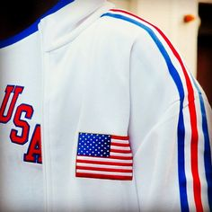 The Adidas Originals United States of America Track Top by EnLawded.com