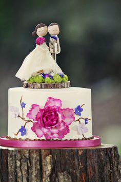 too cute cake toppers.