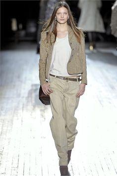 Theyskens Theory fall 2012 New York fashion week