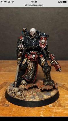Converted inquisitor