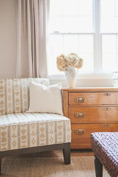 The Master Suite! ... more images on the blog {ww.NewlyLoved.com}  photocredit: Anne Herbert Photography Design: Jessica Adams Design
