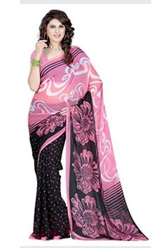 Exciting Offers…!!! 90% OFF Ishin Faux Georgette Women's Saree http://dailynewsindian.in/90-off-ishin-faux-georgette-womens-saree-ishinsp-131_black/ #amazon #womens #saree #clothing #deals #offers #dealoftheday #onlineshopping #shop #brands