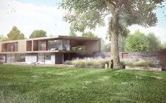 Modern Contemporary Residential Design Winchester Hampshire RIBA Architecture