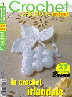 Le crochet irlandais by Rose De Sable - issuu