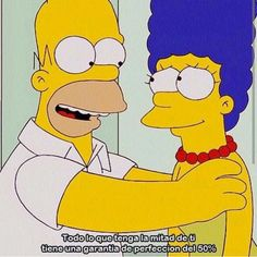 Homer Simpson, Homer And Marge, Lisa Simpson, Simpsons Frases, Simpsons Quotes, The Simpsons, Simpson Wallpaper Iphone, Cartoon Pics, Christen
