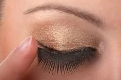 Applying false lashes is no easy feat. In fact for people who have been doing this for a long time now still spend hours in front of the mirror trying their best to accurately put the lashes on without sticking them at weird angles or dropping them.   Here is how you can do it right:  http://www.falseeyelashes.com/index.php/how-to-put-on-false-and-strip-lashes/201411/