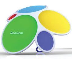 Drumbrella: Guarda chuva emite sons musicais com pingos