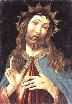 Christ Crowned with Thorns - Sandro Botticelli
