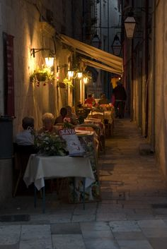 LOCAL CAFE  Dubrovnik, Croatia