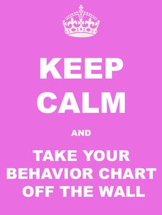 Why I Took My Behavior Chart Off My Wall! - Simply Kinder #positivebehavior #classroommanagement