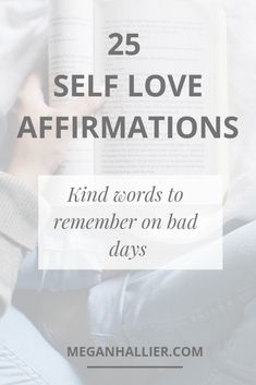25 self love affirmations to pick yourself up on bad days Affirmations Positives, Affirmations For Women, Self Love Affirmations, Feeling Like A Failure, Self Acceptance, Love Tips, No Photoshop, My Emotions, Self Love Quotes