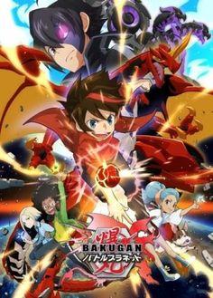 Download Anime Bakugan Season 1