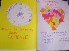 Fruit of the Spirit: Patience #devotionsforpreschoolers
