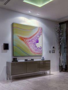 Wheeler (Acrylic) from Works on Acrylic on Gilt