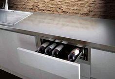 The Plados Pandora Drawer Puts Wine at Your Fingertips - Reviewed.com Refrigerators