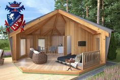 everything you need cabin