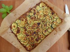 P1510195 Parmesan, Quiche, Zucchini, Food And Drink, Pizza, Vegetables, Breakfast, Desserts, Baking Center