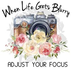 Excited to share this item from my shop: When Life Gets Blurry Adjust Your Focus PNG File Images Noêl Vintages, Tumbler Designs, Water Slides, Pics Art, Framed Artwork, Digital Prints, Mandala, Clip Art, Watercolor