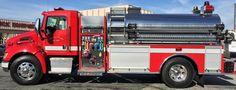 Eden Fellowship Volunteer Fire Department - LA - #Tanker #Rescue #Setcom #Fire #FireDept #Apparatus #Firefighting new deliveries