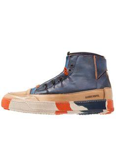 #Candice #Cooper #Sneaker #high #cali #tomado/marino/tortora für #Herren -