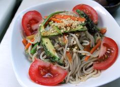Peanut Bliss Rice Noodles  (Vegan, Gluten-free, Soy-Free) by Fire and Earth Kitchen