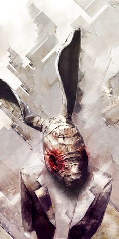 White Rabbit (Ian Field-Richards)