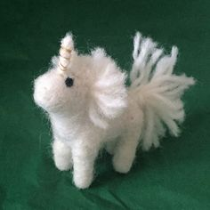 Fair Trade Unicorn Keyring | What noise would a unicorn make if they were real?