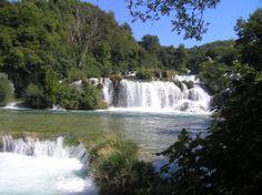 Croacia-Parque Natural de Krka.